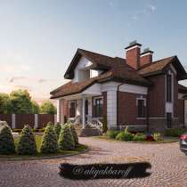 3D Проектирование частных домов и помещений. Почти бесплатно, в г.Шымкент