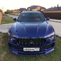 Bonnet para Maserati Levante3005571), в г.Жоинвили