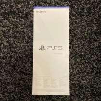 Sony PlayStation 5 с дисководом, в Москве