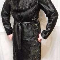 Пальто натуральная кожа, в Челябинске