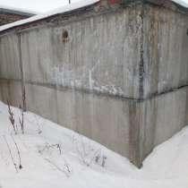 Ж/б гаражи, в Омске