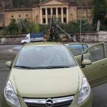 Opel Corsa, в Самаре