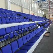 Трибуны для стадионов, в Красноярске