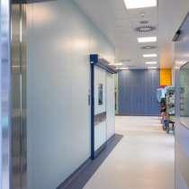 Медицинские панели учреждений здравоохранения. Отбойники HPL, в г.Ереван