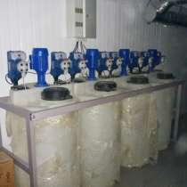 Комплексы по приготовлению и дозировке реагентов (КХР), в Ульяновске