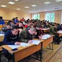 Профотбор для поступающих в вузы МО, МЧС, МВД, в Нижнем Новгороде