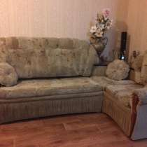 Угловой диван-кровать 2,5х1,7 м. + кресло-кровать, в Протвино