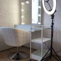 Парикмахерское кресло Гламрок, в Москве