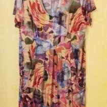 Платье яркое размер 48-52, в Томске