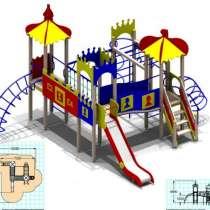 Игровая площадка, в Набережных Челнах