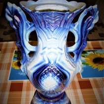 Ваза декоративная керамическая для цветов, в Омске