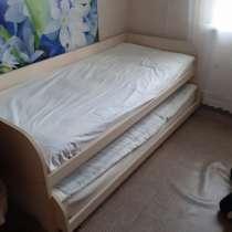 Детская кровать в хорошем состоянии, в Костроме