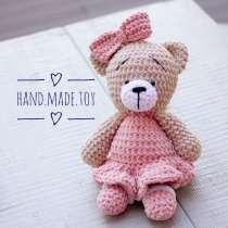 Мягкий мишка для Вашей малышки:), в Туле