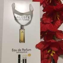 Парфюмированная вода Lacoste Femme Woman 3х15 мл., в г.Запорожье