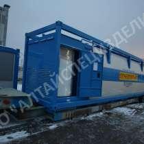 Контейнерная АЗС вместимостью 21 куб. м КАЗС-7.3Д, в Барнауле