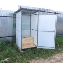 Дачный туалет с производства с бесплатной доставкой, в г.Мозырь