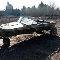 Продается лодка обь 3м, мотор маринер 40, в Ханты-Мансийске