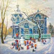 Картина, в Томске