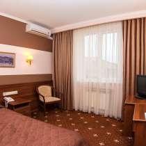 На сутки номера в уютном отеле, в Калуге