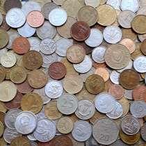 Иностранные монеты, в Шахтах
