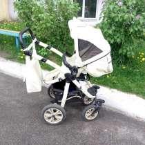 Универсальная коляска 2 в 1 Kinder Rich Matrix Cocodrilo Беж, в г.Хмельницкий