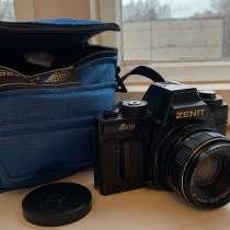 Пленочный фотоаппарат Zenit auto, в Санкт-Петербурге