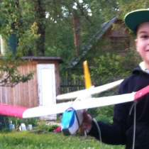 Самолетик летающий, в Самаре