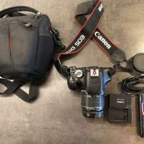 Фотоаппарат Canon 600d kit, в Санкт-Петербурге
