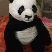 Панда из икеи, в Москве