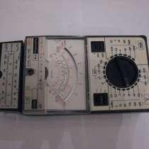 Мультиметр 43104, 1998 г, в Москве