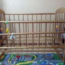Продается детская кроватка, в Ярославле