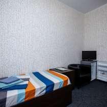 Комфортная гостиница Барнаула рядом с Изумрудным парком, в Барнауле