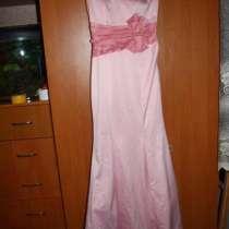 Вечернее розовое платье на выпуск/фотоссет, в г.Черкассы