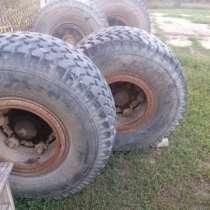 Продаю 5 колес, с осью, в том виде, как есть, в г.Аксай