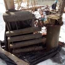 Батарея для тепла, в Владимире