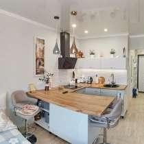 Квартира студия 27м2 с хорошим ремонтом, в Анапе