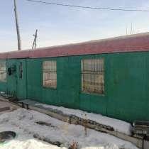 Дом вогон, в Ангарске