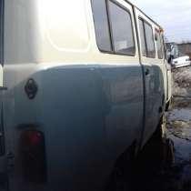 УАЗ 2206 2.7МТ, 2018, микроавтобус, битый, в Краснокамске