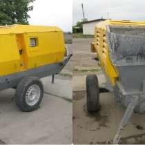 Бетононасос Turbosol Beton Master Plus 2011 г. в, в Зеленогорске