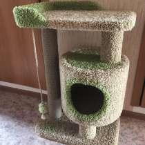 Домик для кошки+лоток и прочее, в Челябинске