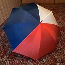 Зонт-трость, Италия. Очень большой, в Новосибирске