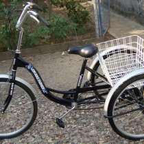 Продаётся велосипед взрослый трёхколёсный IZ - BAKER FARMER, в Ставрополе