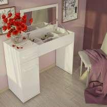 Стол туалетный с зеркалом, в Волгограде