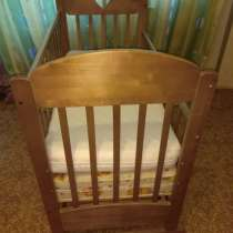 Детская кроватка, в Томске