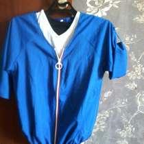Продам новую женскую блузку 50-52 р, в Переславле-Залесском