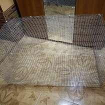 Клетка большая новая для цыплят, индюшат и, в Казани