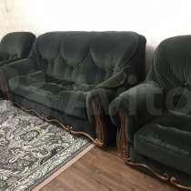 Диван с кресломи, в Махачкале