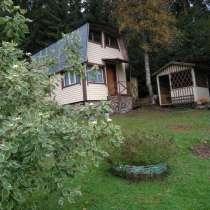 Продам крепкий дом рядом с красивой природой, в Сортавале