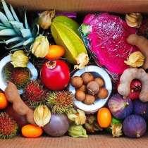 Экзотические фрукты из стран Азии, в Ярославле