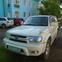 Продажа авто TOYTA HILUX SURF год 2002, в Красноярске